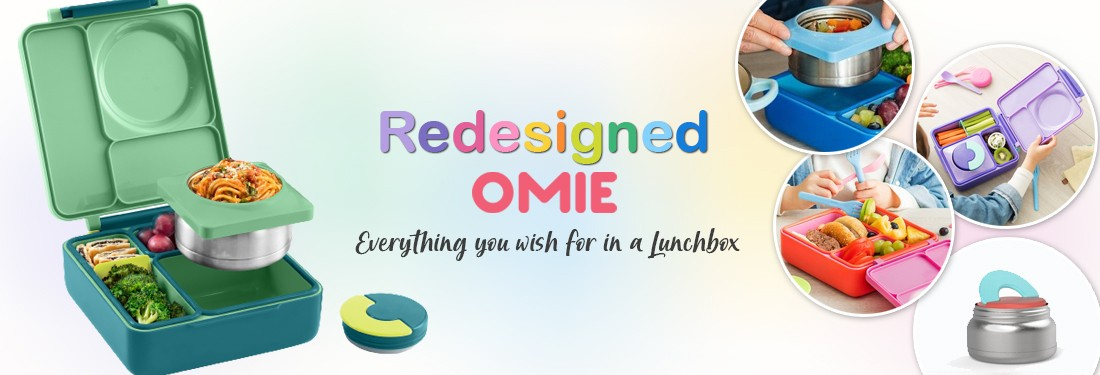 Redesigned Ommie